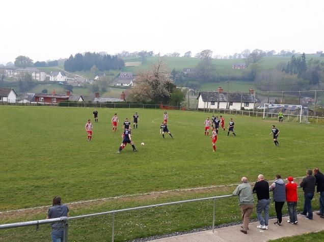 Llanfair Utd vs Holywell Town - 7th May (26)