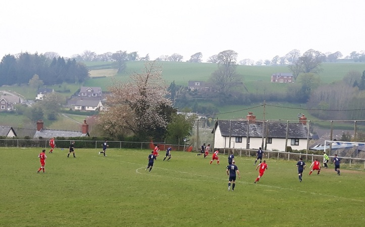 Llanfair Utd vs Holywell Town - 7th May (27)
