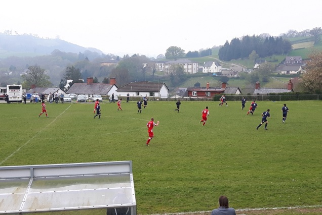 Llanfair Utd vs Holywell Town - 7th May (29)