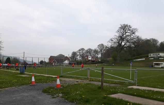 Llanfair Utd vs Holywell Town - 7th May (3)
