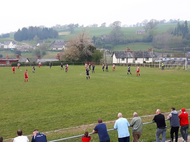 Llanfair Utd vs Holywell Town - 7th May (30)
