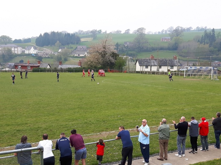 Llanfair Utd vs Holywell Town - 7th May (32)