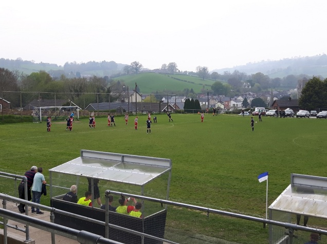 Llanfair Utd vs Holywell Town - 7th May (35)