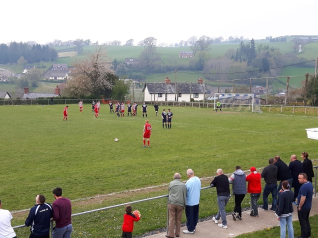 Llanfair Utd vs Holywell Town - 7th May (36)