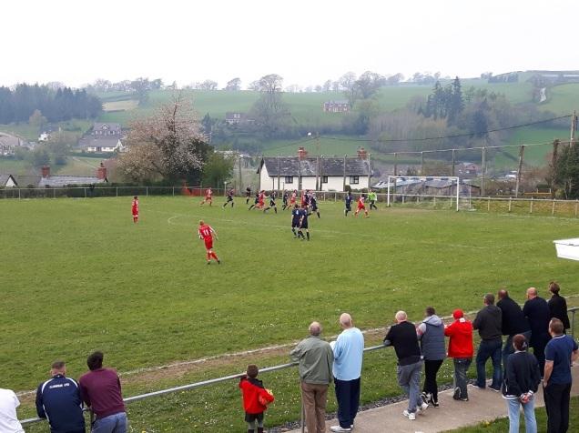 Llanfair Utd vs Holywell Town - 7th May (37)
