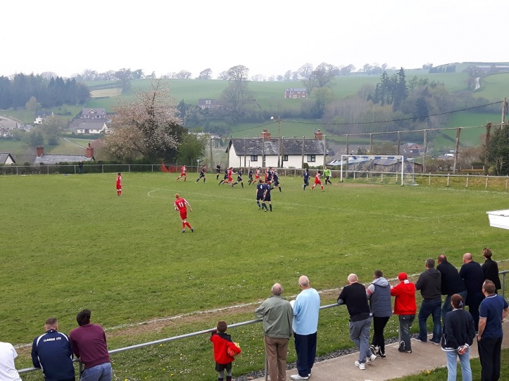 Llanfair Utd vs Holywell Town - 7th May (37)