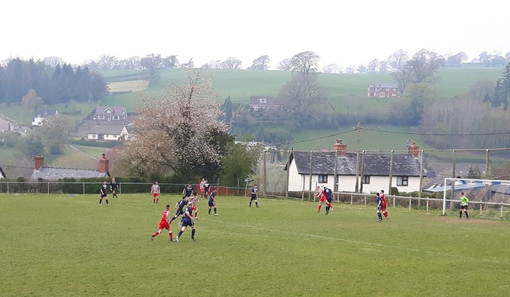 Llanfair Utd vs Holywell Town - 7th May (39)