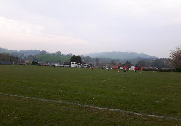 Llanfair Utd vs Holywell Town - 7th May (4)
