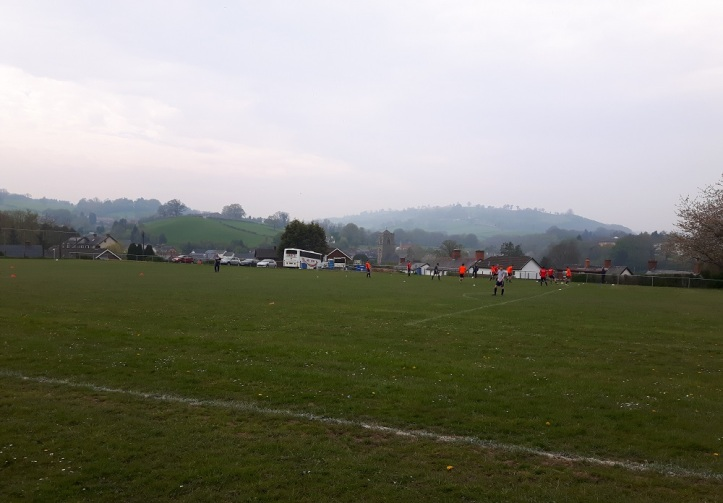 Llanfair Utd vs Holywell Town - 7th May (4)