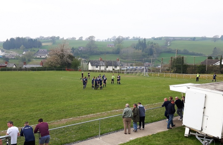 Llanfair Utd vs Holywell Town - 7th May (41)