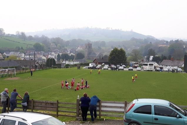 Llanfair Utd vs Holywell Town - 7th May (43-2)