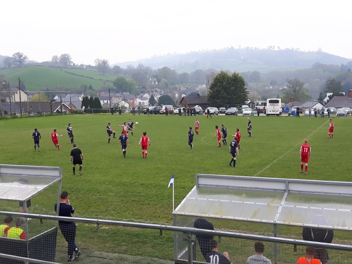 Llanfair Utd vs Holywell Town - 7th May (46)