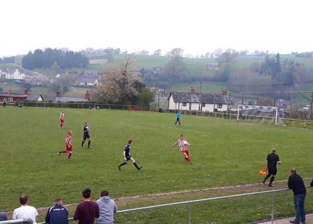 Llanfair Utd vs Holywell Town - 7th May (47)