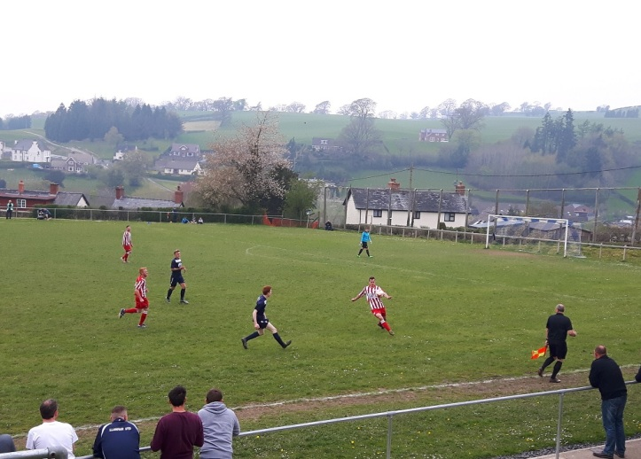 Llanfair Utd vs Holywell Town - 7th May (47)