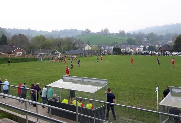 Llanfair Utd vs Holywell Town - 7th May (48)