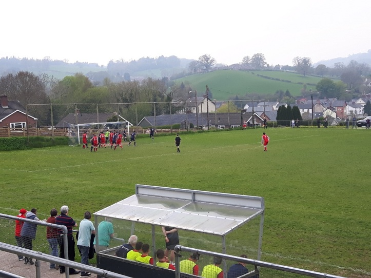 Llanfair Utd vs Holywell Town - 7th May (49)