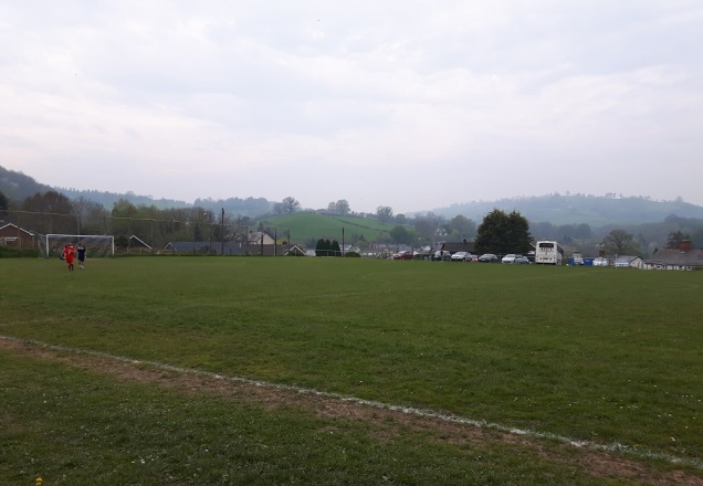 Llanfair Utd vs Holywell Town - 7th May (5)