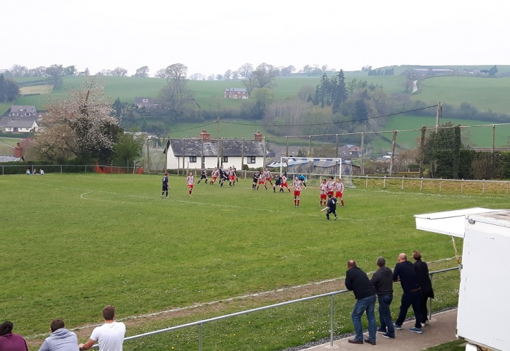 Llanfair Utd vs Holywell Town - 7th May (50)