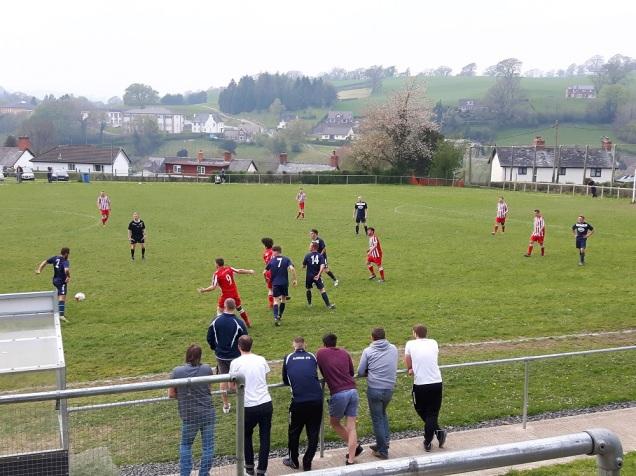 Llanfair Utd vs Holywell Town - 7th May (52)