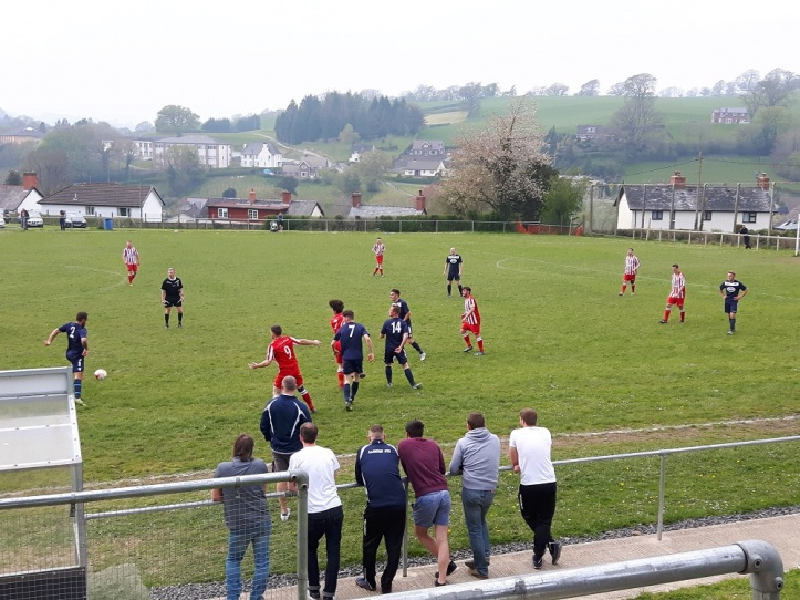Llanfair Utd vs Holywell Town - 7th May (52)