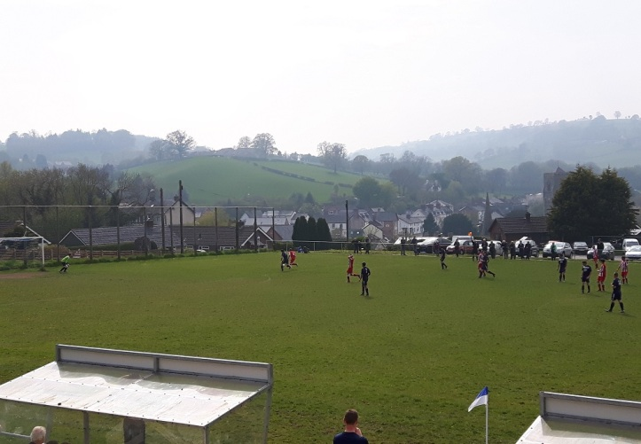Llanfair Utd vs Holywell Town - 7th May (55)