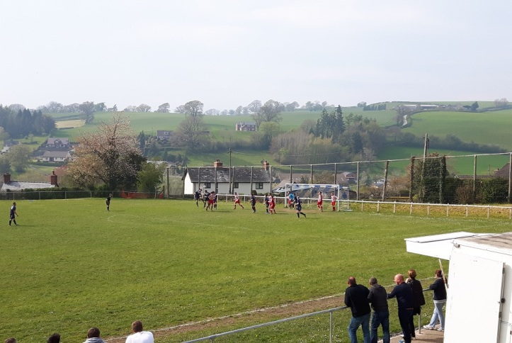 Llanfair Utd vs Holywell Town - 7th May (56)