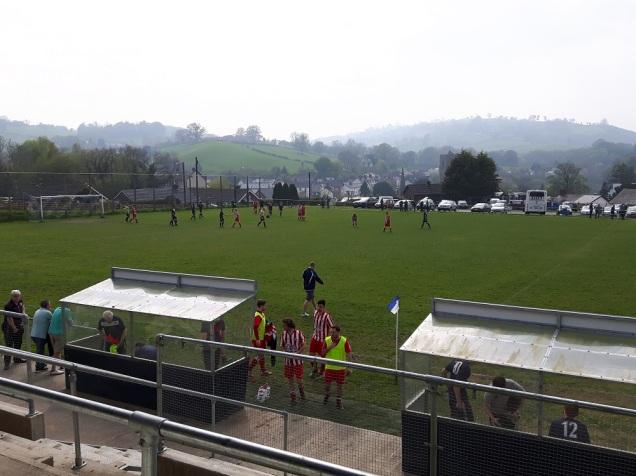 Llanfair Utd vs Holywell Town - 7th May (57)