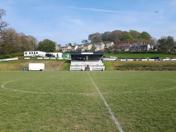 Llanfair Utd vs Holywell Town - 7th May (61)