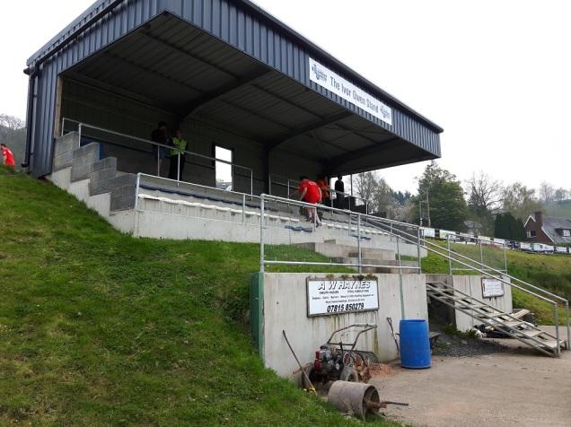 Llanfair Utd vs Holywell Town - 7th May (7)