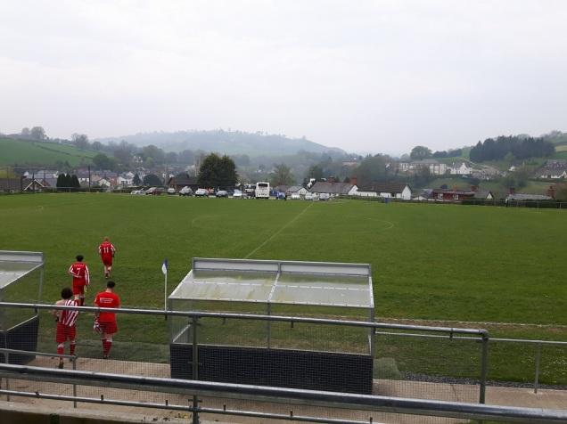 Llanfair Utd vs Holywell Town - 7th May (9)