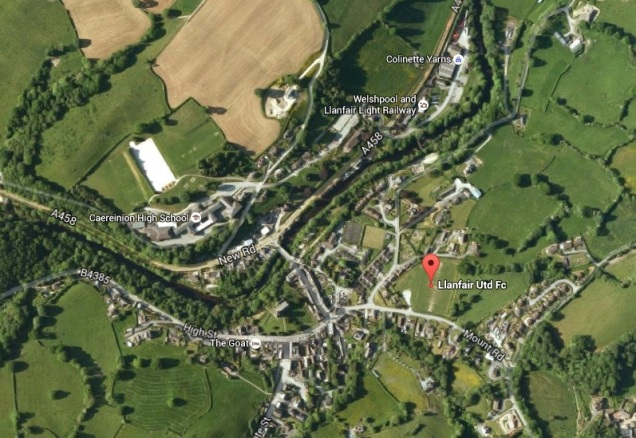 Location of Mount Field