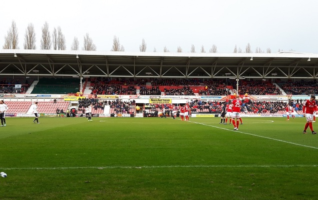 Wrexham vs Dover Ath - 9th Apr 16 (14)