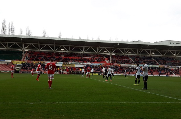 Wrexham vs Dover Ath - 9th Apr 16 (33)
