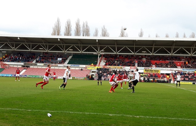 Wrexham vs Dover Ath - 9th Apr 16 (45)