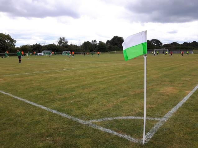 Brickfield Rangers vs Saltney Town - 13th Aug (1)