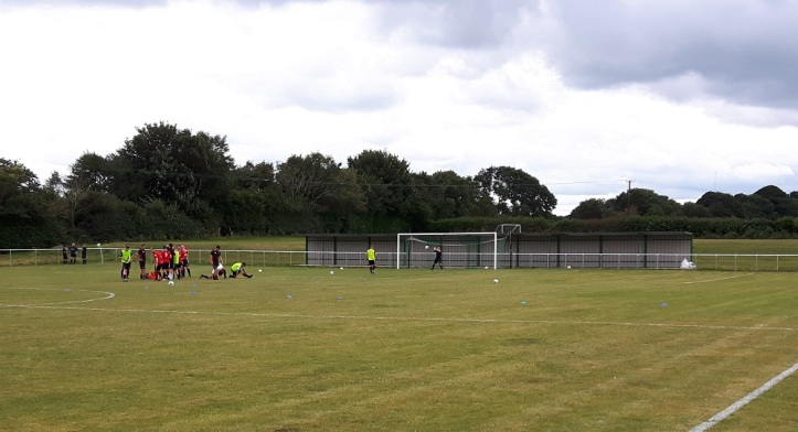 Brickfield Rangers vs Saltney Town - 13th Aug (10)