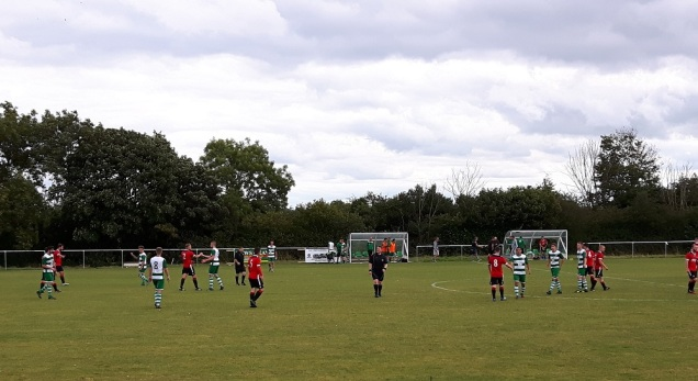 Brickfield Rangers vs Saltney Town - 13th Aug (111)