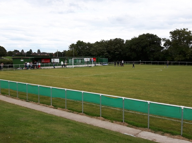 Brickfield Rangers vs Saltney Town - 13th Aug (115)