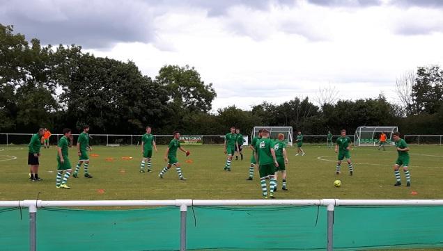 Brickfield Rangers vs Saltney Town - 13th Aug (12)