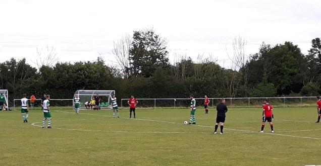 Brickfield Rangers vs Saltney Town - 13th Aug (22)