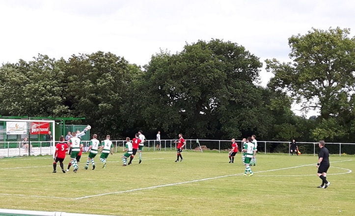 Brickfield Rangers vs Saltney Town - 13th Aug (28)