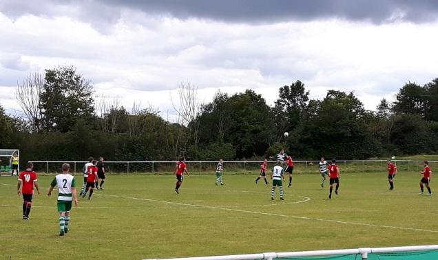 Brickfield Rangers vs Saltney Town - 13th Aug (29)