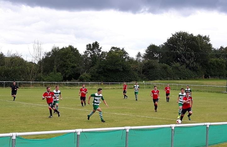 Brickfield Rangers vs Saltney Town - 13th Aug (31)