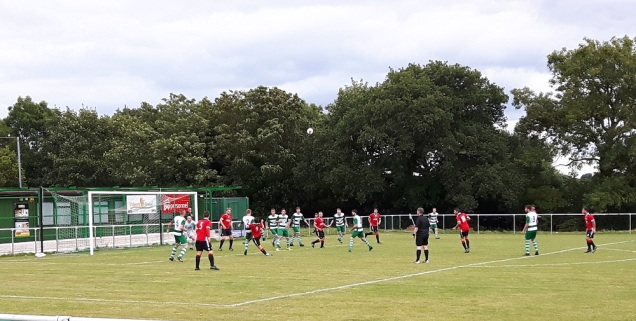 Brickfield Rangers vs Saltney Town - 13th Aug (47)