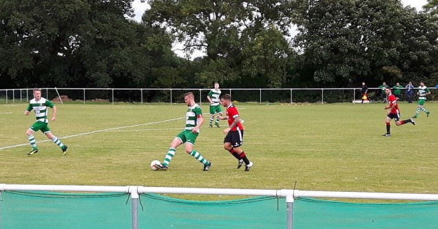 Brickfield Rangers vs Saltney Town - 13th Aug (53)