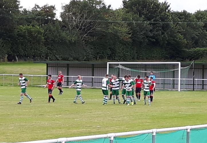 Brickfield Rangers vs Saltney Town - 13th Aug (59)