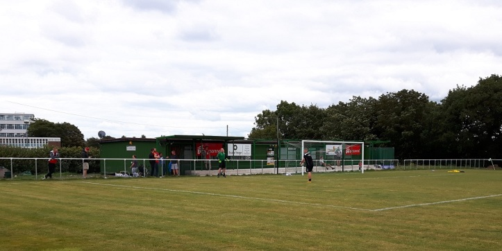 Brickfield Rangers vs Saltney Town - 13th Aug (7)