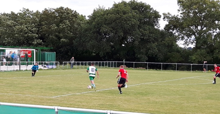 Brickfield Rangers vs Saltney Town - 13th Aug (97)