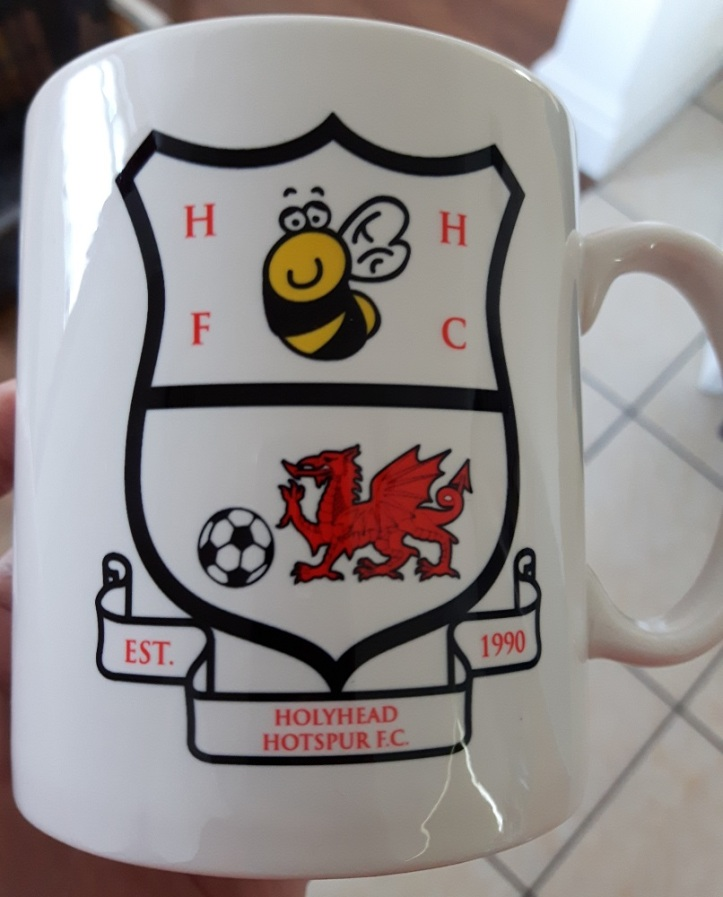 Holyhead vs Holywell - 20th Aug 2016 (2)