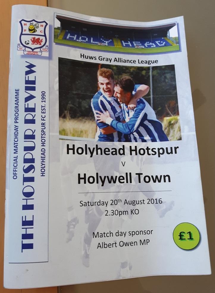 Holyhead vs Holywell - 20th Aug 2016 (62)
